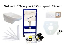 Geberit UP 100 compact